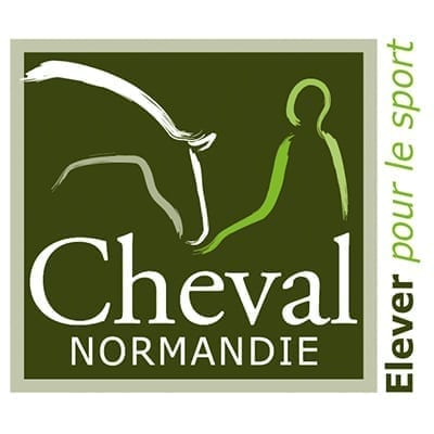 Logo Cheval Normandie carré