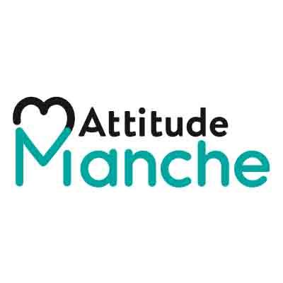 Logo Attitude Manche carré